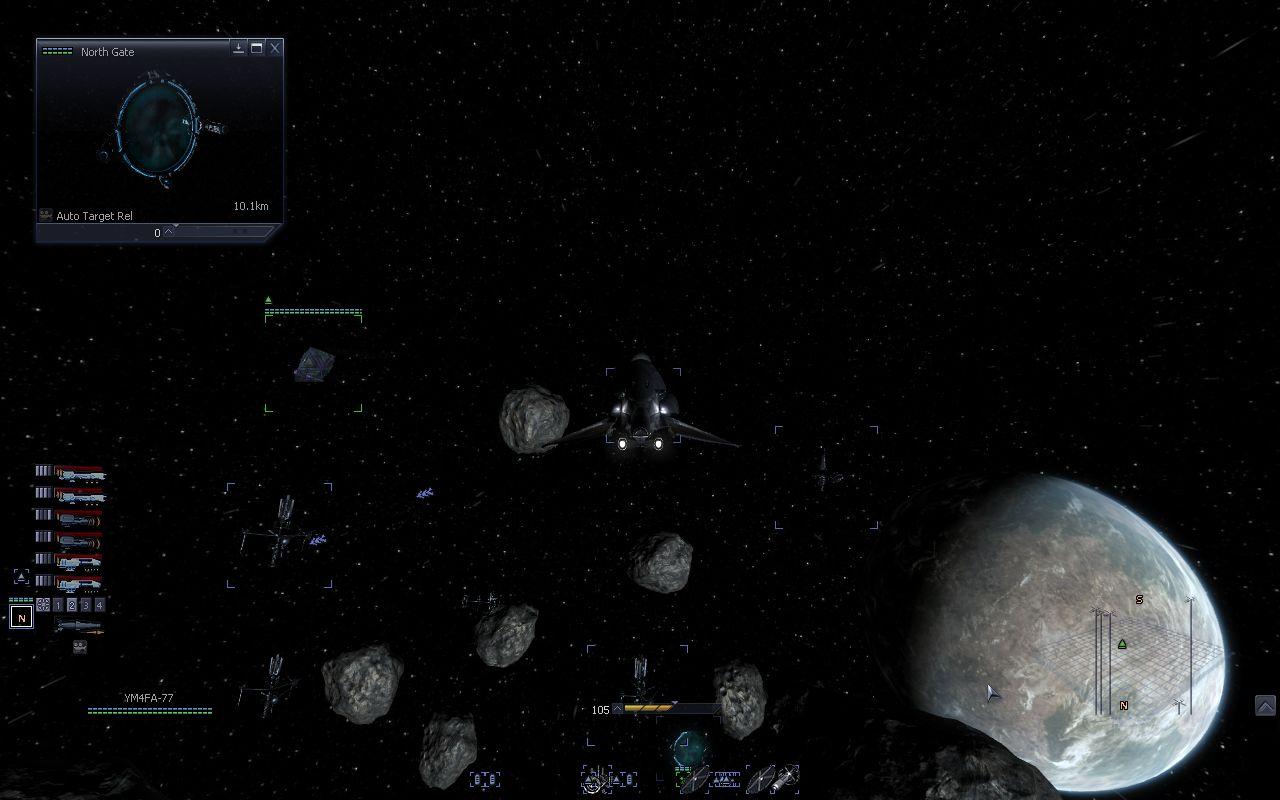 X3: The Reunion screenshot