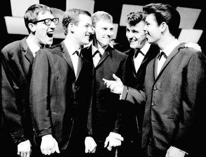 The Shadows. And Cliff Richard.