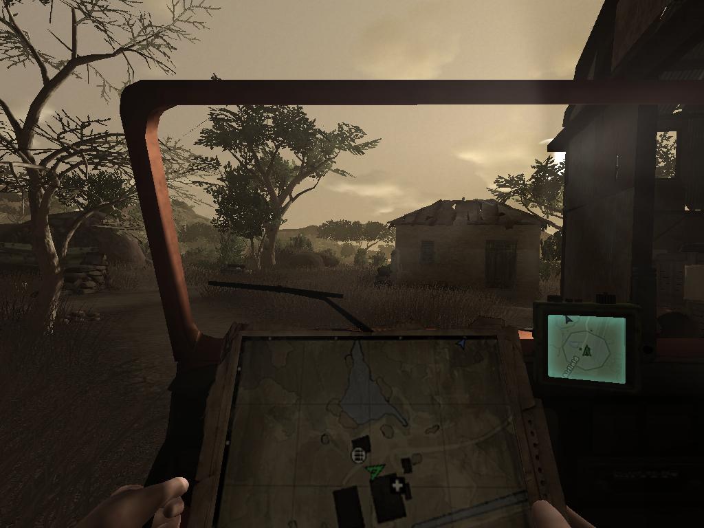 Farcry 2 screenshot