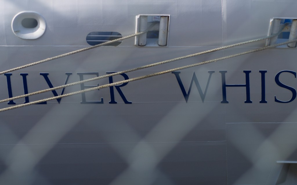 Silver Whisper
