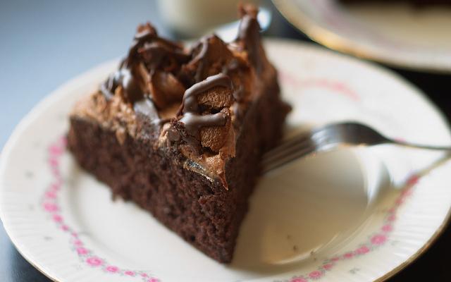 A pie. Of cake. Not a lie.