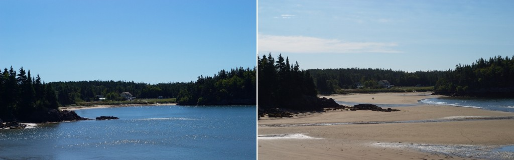 New River beach, NB