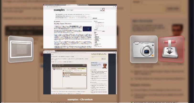 Ubuntu Tab functionality